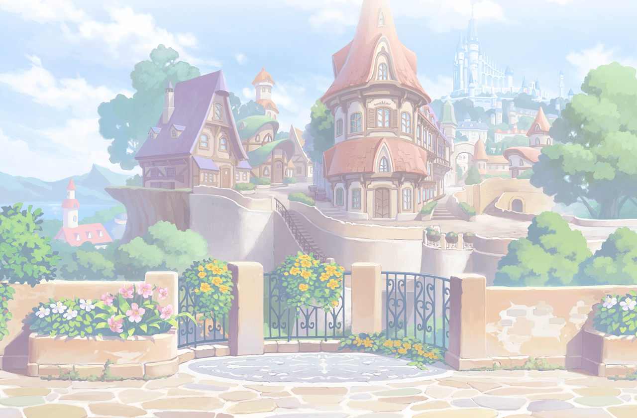 美食殿堂背景