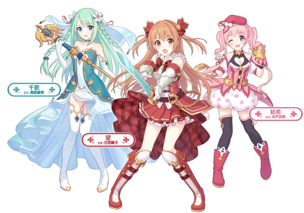 role人物04