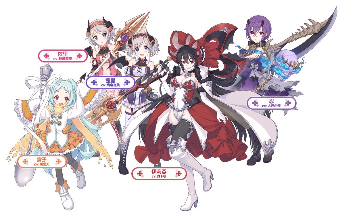 role人物07